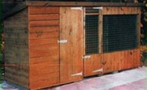 Kennel With Run